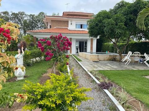 Casa de campo no Green Ville Residence Country