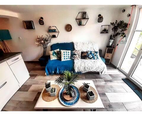 Appartement Cosy à la campagne