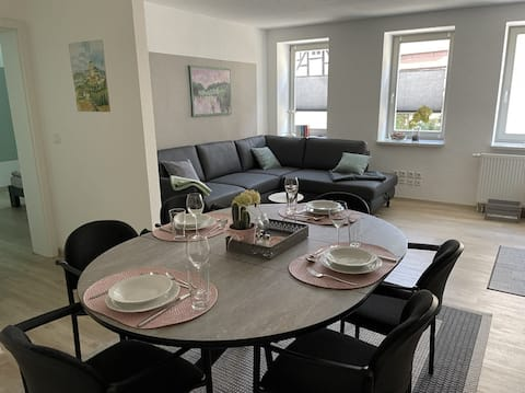 Apartment on the market - also suitable for fitters