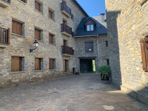 Precioso apartamento en pleno valle de Tena