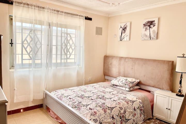 """""""The Parisien"""", Bedroom #1, First Floor."""