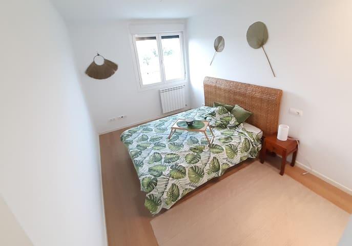 Habitacion principal-Main bedroom