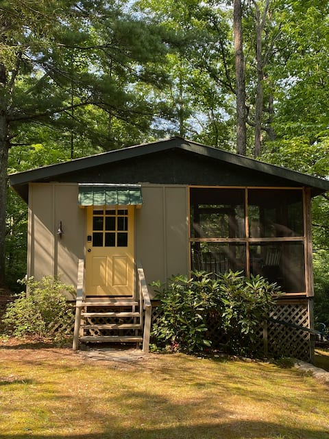 Camp Bell,  Adorable  RV in Black Mountain