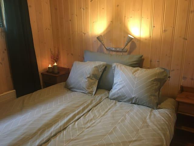Organic bed linen.