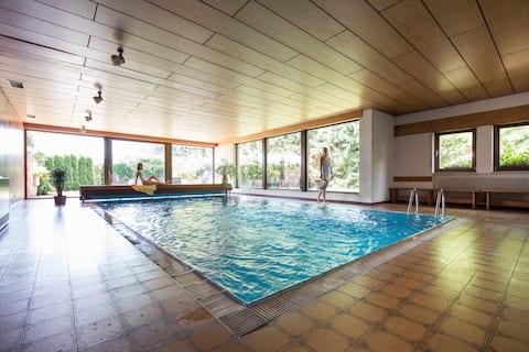 Apartment mit Pool - 35m²