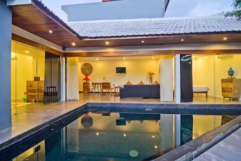 Digital Nomad Paradise 2BR Villa with Private Pool