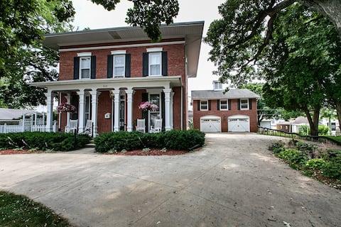 T.F. Allen House  Since 1856