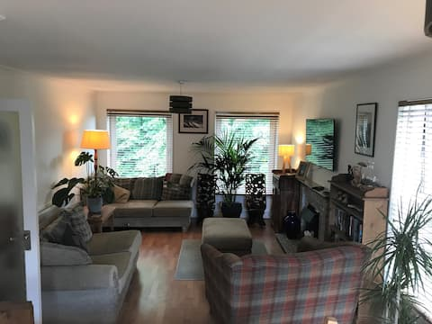 Convenient and close to Stirling town centre