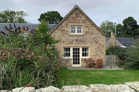 A space to rest and relax in the Scottish Borders