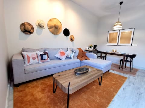(1) Cozy 1 Bed Aprt in Sulimaniyah - Self Check in