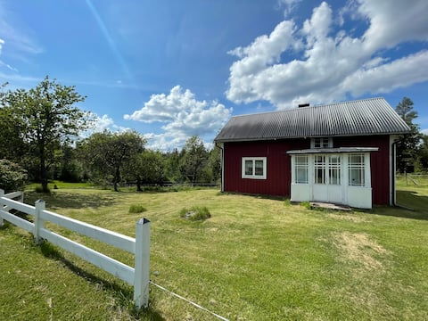 Trevligt torp, small cottage