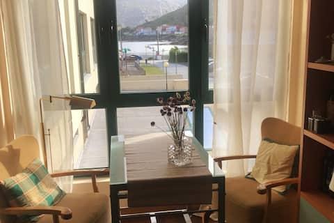 Acogedor apartamento la tranquila zona de  O Pindo