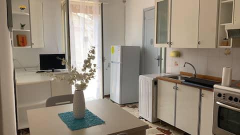 Apartamento de dos habitaciones Centro Storico en Sant'Agata Militello