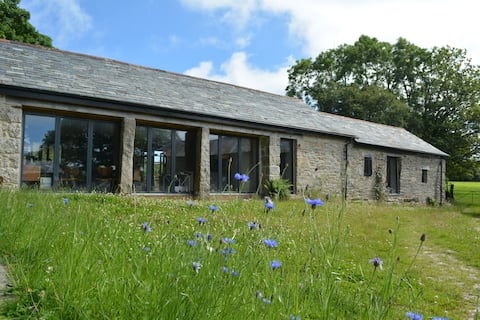 Beautifully crafted barn conversion