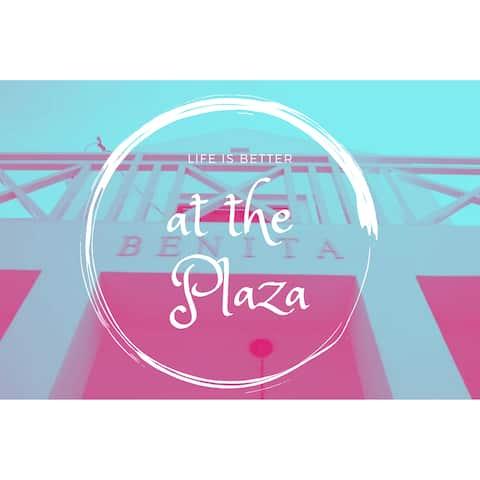 BENITA   At the Plaza