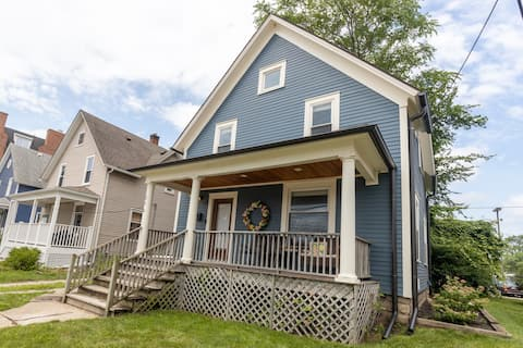 Beautiful Home in the heart of Downtown Plymouth