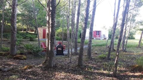 The Homesteader Yurt