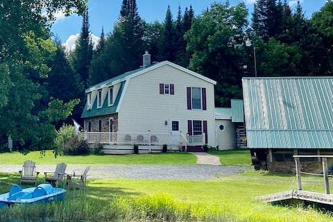 4 BDRM House - Fall and Winter Retreat!