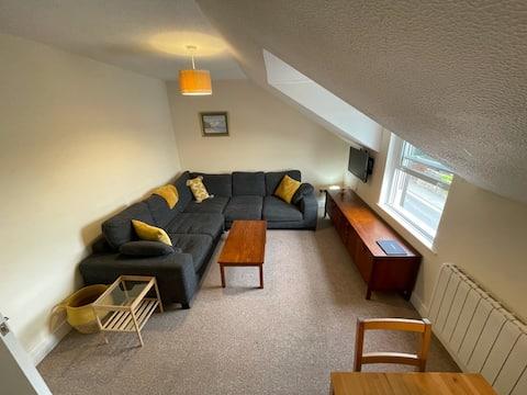 Cockermouth, modern 2 bed apartment