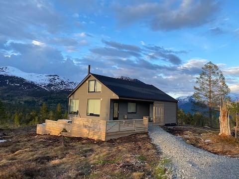 Agradable casa rural con muchas camas