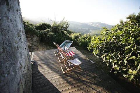 Eco-retreat CASA DEI  FICHI