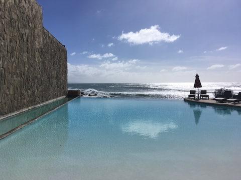 Condominio de estilo toscano con la ❤ mejor vista al mar en Rosarito