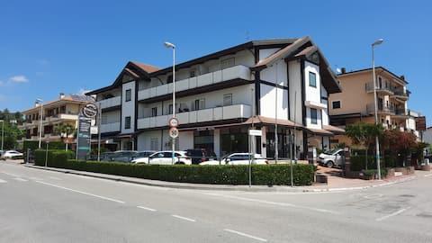 Confortevole Appartamentino in Residence 3 stelle*