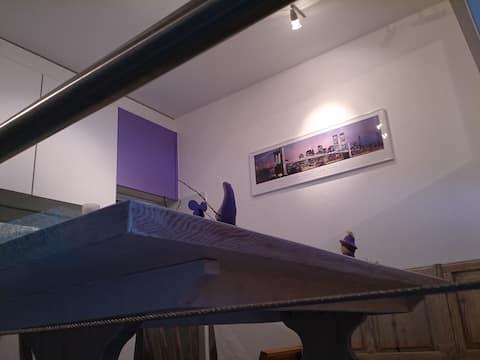 Schönes Studio unterhalb der Aletscharena