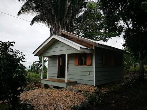 Cabaña Loria , un espacio acojedor !