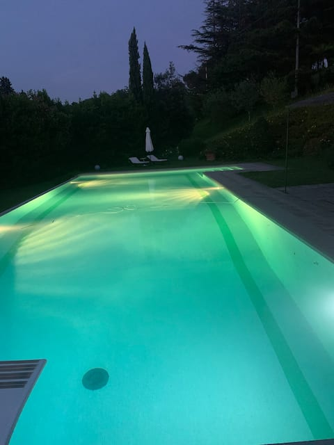 Monteaperto Tuscany relax with exclusive pool