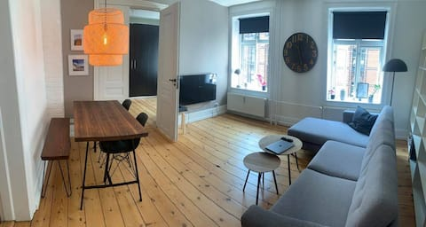 Cosy apartment in the heart of Nørrebro