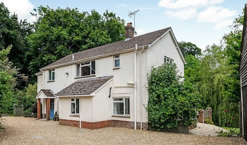 Holiday home in the New Forest National Park