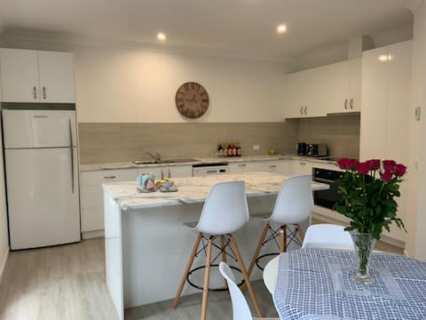 Centrally located family retreat in Wodonga