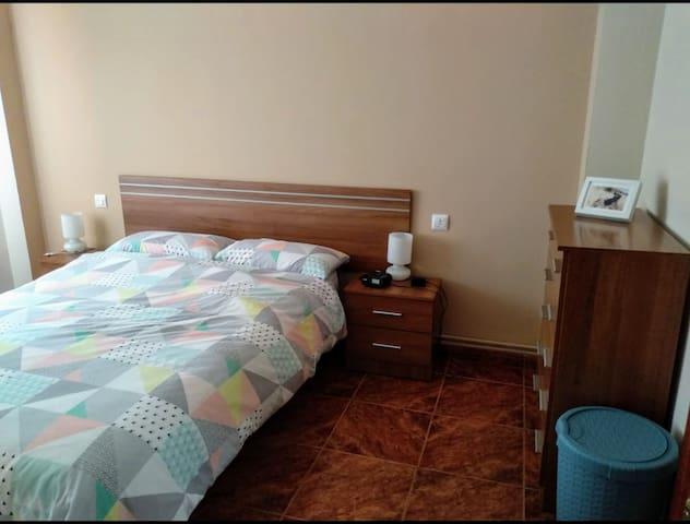 Dormitorio 2. Cama de 1,5m