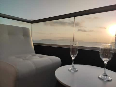 Apartamento Super Romantico, Vista al Mar, Netflix