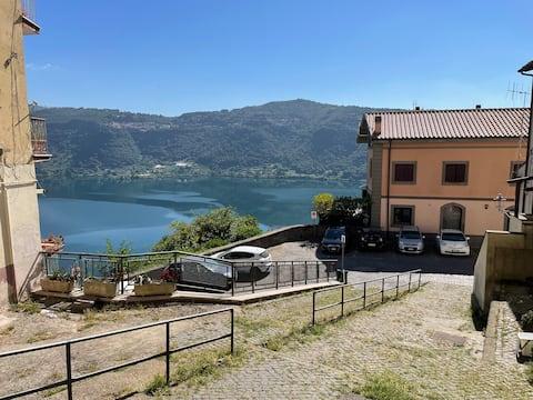 Vivere il Borgo sul lago