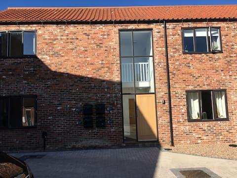 Brand new first floor apartment in Pocklington