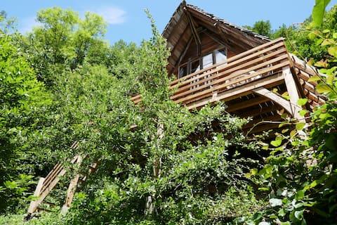 Chalet-Cabane de Loussaïl