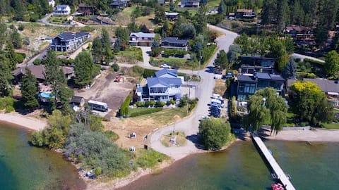 Gable Beach Getaway  Lakefront One Bdrm suite