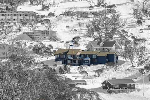 Illabunda Ski In Ski Out Lodge at Perisher Valley