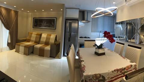 Apartamento MODERNO em Bombinhas
