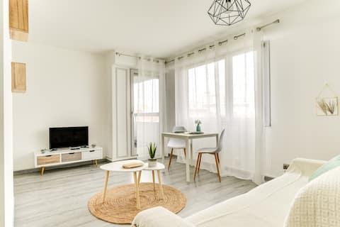 Jolie studio cosy à Evry-Courcouronnes