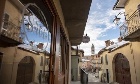 Apartment in the center of Monforte d'Alba