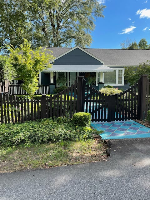 1955 Bungalow with Small Town Charm