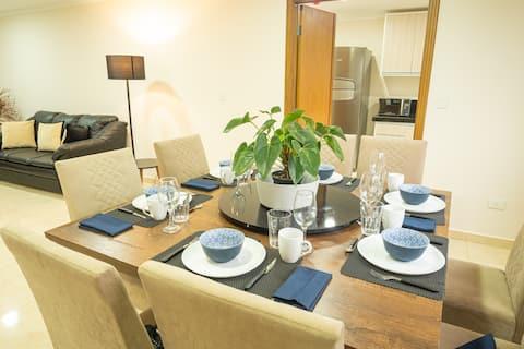 Apartamento cómodo y bien localizado en CDE