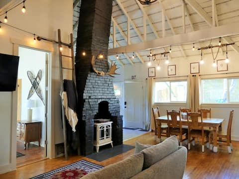 Adorable Lava Hot Springs Cottage