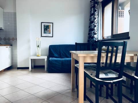 Venice in 2 steps, independent apartment