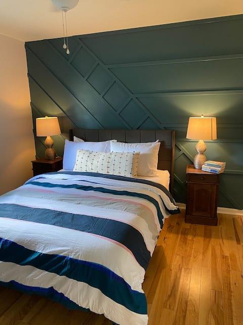 Modern, Quiet & Cozy 1 bedroom condo on West Side