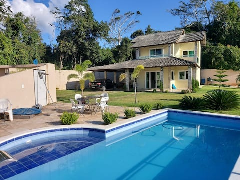 Trip Guaramiranga- Casa Mulungu