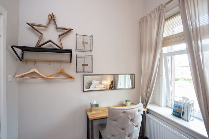 Bedroom 3 with dressing table